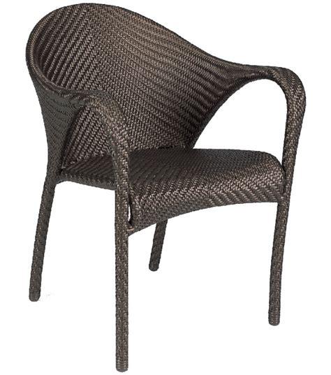 chaise pot armchair dedon milia shop