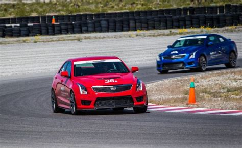 To V Or Not To V? We Attend Cadillac's V-performance