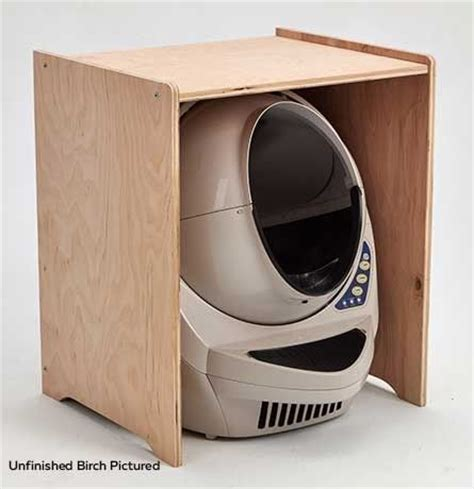 custom litter box cabinets 79 best images about the litter robot on pinterest cats