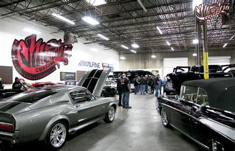 monster customs    custom car shops  america