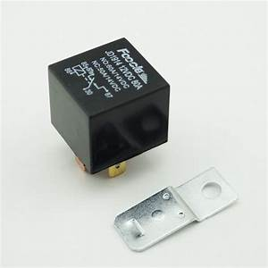 Automotive Auto Relay 5 80a  U0026 Relay Socket