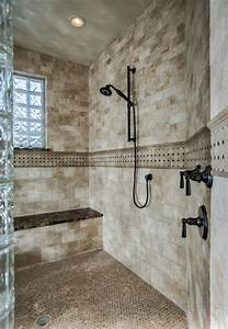 Walk-in Shower Rustic Mountain Home in Brekenridge Co