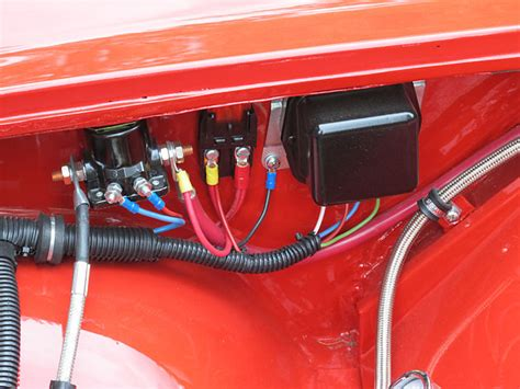 Painles Wiring Harnes Volvo by Larry Rembold S 1962 Volvo P1800 With Ford 289 V8