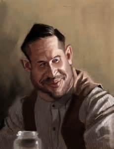Tom Hardy Haircut Lawless Movie