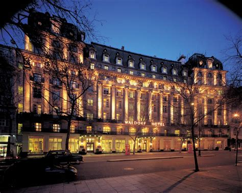 waldorf hilton london london hotel opening times and reviews