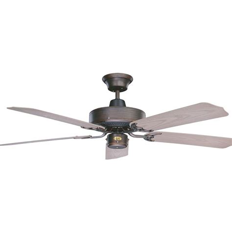 high tech ceiling fan radionic hi tech cape north 52 in oil rubbed bronze