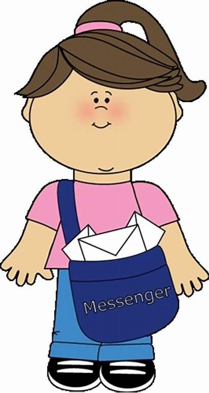 Classroom Jobs Clip Messenger