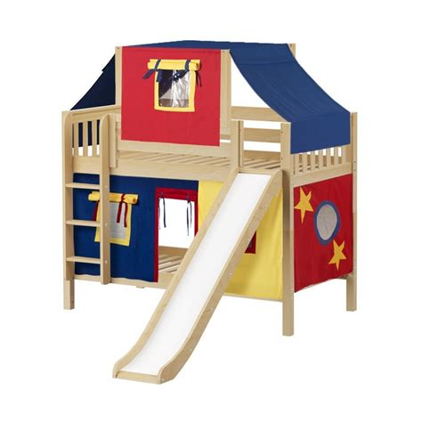 maxtrixkids grin29 ns low bunk bed with