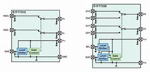 Bus Switch Ic  Usb  Ata  Interface Ics