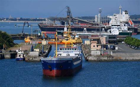 port de commerce la rochelle 201 conomie le port de bordeaux menac 233 la rochelle ne veut