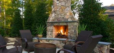 outdoor fireplace applications isokern energy house