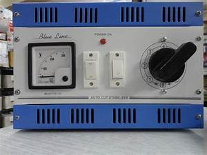Voltage Stabilizers - Blue Line