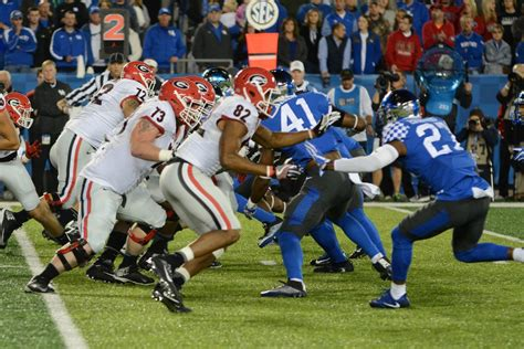 Georgia Bulldogs vs Kentucky Wildcats game time and TV ...