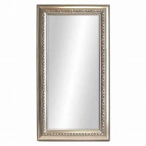 Spiegel Mit Weißem Rahmen : gro er wandspiegel barspiegel spiegel mit facettenschliff 170x70cm silbergold ebay ~ Indierocktalk.com Haus und Dekorationen