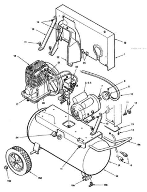 C40L200P1B100 Portable Air Compressor Manual- Need An