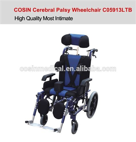 cerebral palsy children pediatric wheelchair with