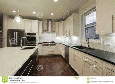 cuisine a à z cuisine à la maison neuve photo stock image 26291380