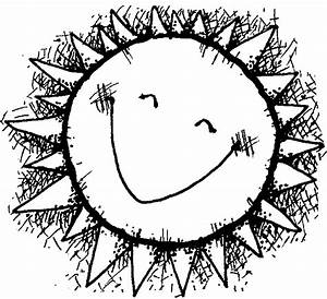 Black And White Sun Of May - ClipArt Best