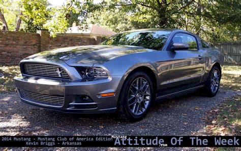 sterling gray  ford mustang club  america coupe