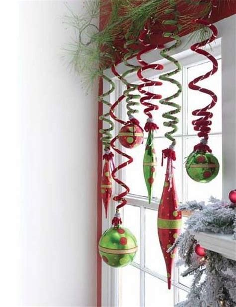 elegant christmas window d 233 cor ideas family holiday net