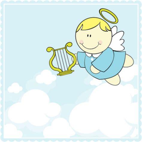 baby cartoon angel  images  clkercom vector
