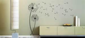 wandtattoo für babyzimmer pusteblumen wandtattoos pusteblume als wanddeko wandtattoo de