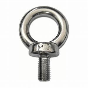 Tige Filetée M10 : anneau avec tige filetee m16 accast inox ~ Edinachiropracticcenter.com Idées de Décoration