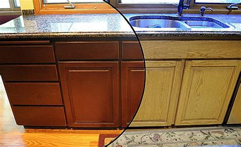 how to refinish wood cabinets outdoor furniture plans build how to refinish wood