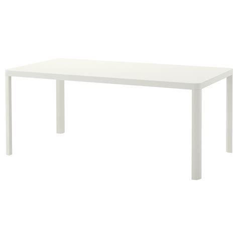 Tingby Table White 180 X 90 Cm Ikea