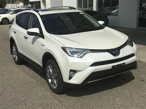 2018 toyota rav4 hybrid new 2018 toyota rav4 hybrid limited 4 door sport utility in kelowna bc 8rh1600