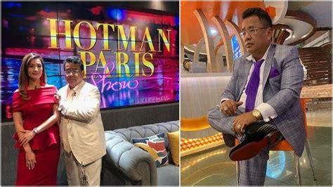 Sebab Hotman Paris Show Dipandu Melaney Ricardo Dihentikan