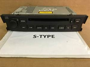Autoradio Lecteur Cd : lecteur cd autoradio xr856067 jaguar s type ~ Voncanada.com Idées de Décoration