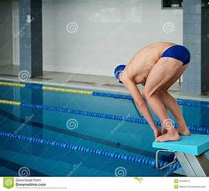 Pool Position : swimmer jumping from starting block stock photo image of ~ A.2002-acura-tl-radio.info Haus und Dekorationen