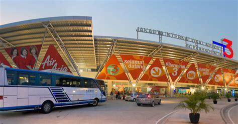 terminal  bandara soekarno hatta  beroperasi