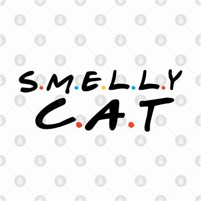 Smelly Cat Teepublic