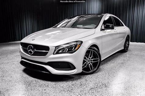 2018 Mercedes-benz Cla 250 Coupe Scottsdale Az 20276807