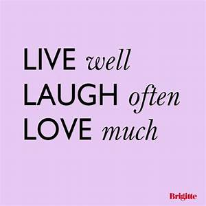 Live Laugh Often Love Much : 1000 images about live laugh love on pinterest ~ Markanthonyermac.com Haus und Dekorationen