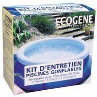 Kit Entretien Piscine Gonflable : kit d 39 entretien de piscine ~ Voncanada.com Idées de Décoration