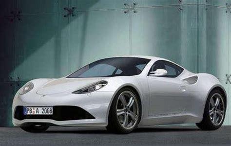 german sports cars list artega gt german sportscar car news top speed
