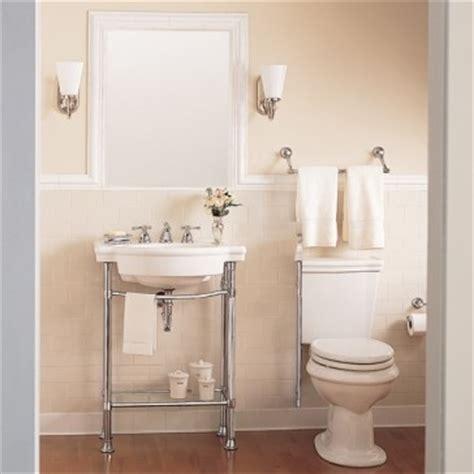 american standard  retrospect  bathroom console