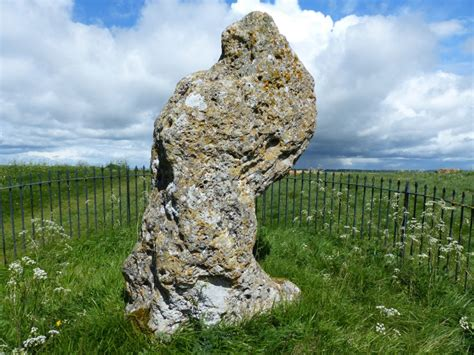 The King Stone | The Rollright Stones