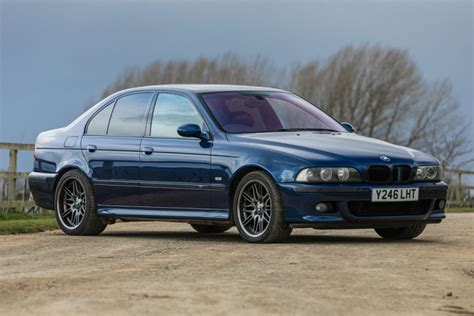 No mufflers and no cats. 2001 BMW M5 (E39) - Classic Car Auctions