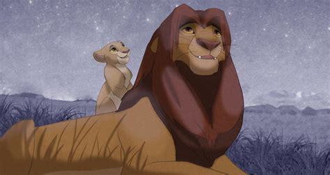 The Lion King By Dyb On Deviantart