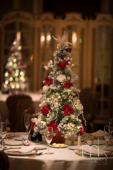 40 Stunning Winter Wedding Centerpiece Ideas Table