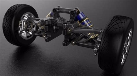 how a car suspension system works