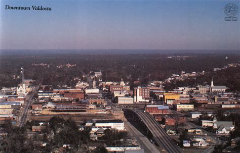 Downtown Valdosta in 1989 | Lowndes County Historical ...