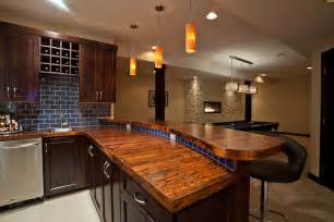 kitchen island with breakfast bar bar countertop ideas kitchen rustic with alder cabinets