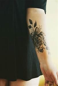 Tatouage Avant Bras Femme Fleur : t towierungarm ~ Farleysfitness.com Idées de Décoration