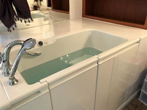 walk  tubs kohler safety features home smart