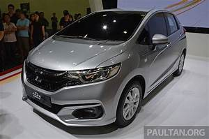 Honda Jazz Hybride 2017 : honda jazz facelift previewed in malaysia new 1 5l hybrid with 7 speed dual clutch available ~ Gottalentnigeria.com Avis de Voitures